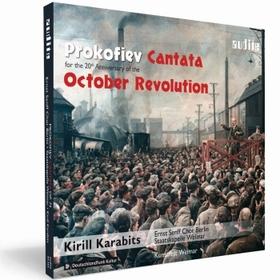 PROKOFIEV - OCTOBER REVOLUTION CD KARABITS