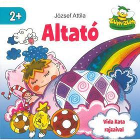 Szalay Könyvkiadó - Altató - József Attila