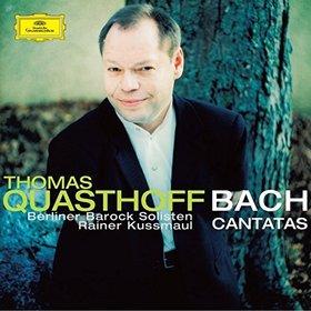 Bach - CANTATAS CD THOMAS QUESTHOFF
