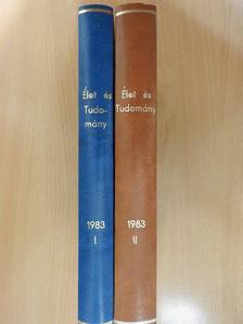 Bizám György - Élet és Tudomány 1983. január-december I-II. [antikvár]