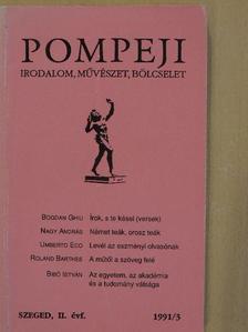Bárdos László - Pompeji 1991/3. [antikvár]