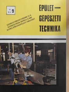 Dömötör Zoltán - Épületgépészeti Technika 1975/9. [antikvár]