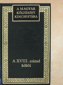 Amadé László - A XVIII. század költői [antikvár]