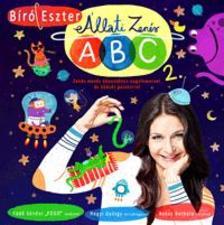 Bíró Eszter - Állati Zenés ABC 2. - Zenés mesés képeskönyv nagylemezzel és ábécés poszterrel
