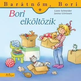 Liane Schneider - Bori elköltözik - Barátnőm, Bori