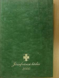 Pilinyi Péter - Józsefvárosi kódex [antikvár]