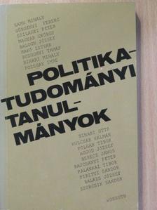 Aggod József - Politikatudományi tanulmányok [antikvár]
