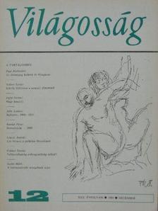 Fejtő Ferenc - Világosság 1989. december [antikvár]