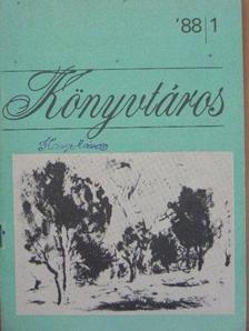 Abody Rita - Könyvtáros 1988. (nem teljes évfolyam) [antikvár]