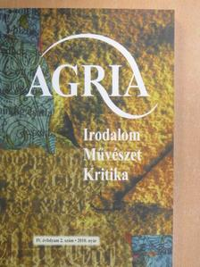 Baka Györgyi - Agria 2010. nyár [antikvár]