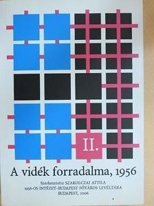 Bán Péter - A vidék forradalma, 1956 II. [antikvár]