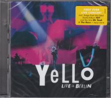 YELLO LIVE IN BERLIN 2CD