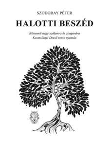 Szodoray Péter - Halotti beszéd (kotta)