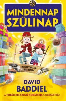 David Baddiel - Mindennap szülinap