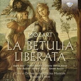MOZART - LA BETULIA LIBERATA 2CD