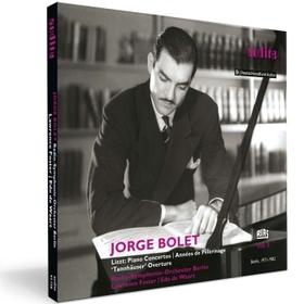 LISZT - BOLET ED.VOL. II CD LISZT:PIANO CONCERTOS