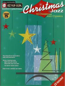 CHRISTMAS JAZZ. 10 CHRSITMAS JAZZ CLASSICS + CD