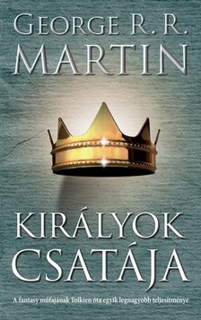 George R. R. Martin - Királyok csatája [eKönyv: epub, mobi]