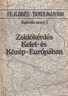 Simon Róbert - Zsidókérdés Kelet- és Közép-Európában [antikvár]
