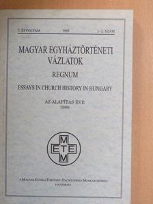 Adriányi Gábor - Magyar Egyháztörténeti Vázlatok 1995/1-2. [antikvár]