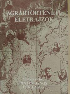 Dr. Balassa Iván - Agrártörténeti életrajzok [antikvár]