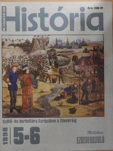 Andrásfalvy Bertalan - História 1998/5-6. [antikvár]