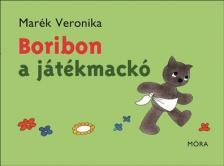 MARÉK VERONIKA- - BORIBON A JÁTÉKMACKÓ