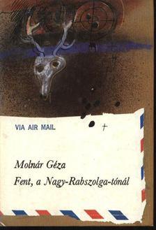 Molnár Géza - Fent, a Nagy-Rabszolga-tónál [antikvár]
