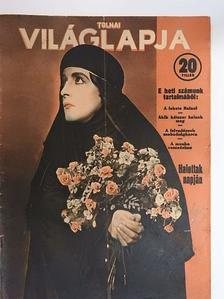 Borbély László - Tolnai Világlapja 1933. november 1. [antikvár]