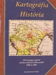 Dr. Plihál Katalin - Kartográfia - História [antikvár]