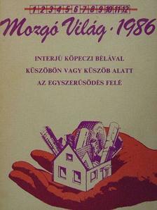 Alföldy Jenő - Mozgó Világ 1986. június [antikvár]