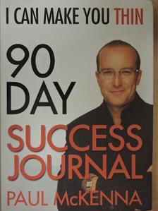 Paul McKenna - I Can Make You Thin 90-Day Success Journal [antikvár]