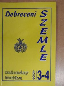 Csohány János - Debreceni Szemle 2009/3-4. [antikvár]