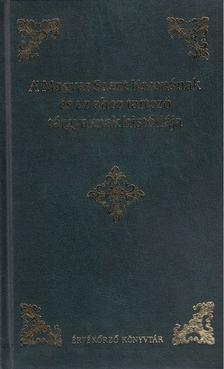 Decsy Sámuel - A Magyar Szent Koronának és az ahoz tartozó tárgyaknak históriája [antikvár]