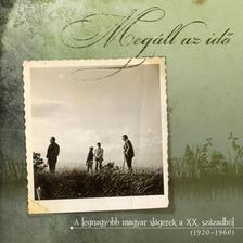 MEGÁLL AZ IDŐ  - CD -