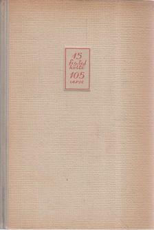 Simon István - 15 fiatal költő 105 verse [antikvár]