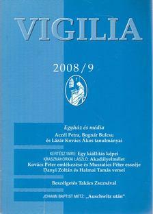 Lukács László - Vigilia 2008/9 [antikvár]