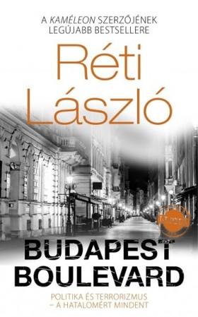 RÉTI LÁSZLÓ - Budapest Boulevard [eKönyv: epub, mobi]