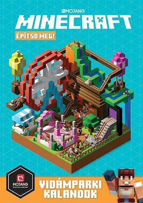 .- - Minecraft - Építsd meg! - Vidámparki kalandok