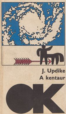 John Updike - A kentaur [antikvár]