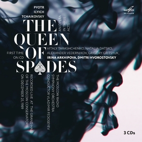 Tchaikovsky - THE QUEEN OF SPADES 3CD FEDOSEYEV