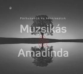 MUZSIKÁS & AMADINDA - PÁRHUZAMOK ÉS KONTRASZTOK CD MUZSIKÁS & AMADINDA