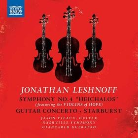 "LESHNOFF - SYMPHONY NO.4 ""HEICHALOS""CD GUERRERO"