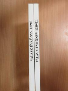 Bilecz Endre - Válasz Évkönyv 1989. I-II. [antikvár]