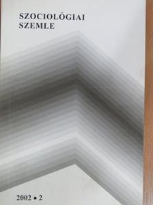 Balogh István - Szociológiai szemle 2002/2. [antikvár]