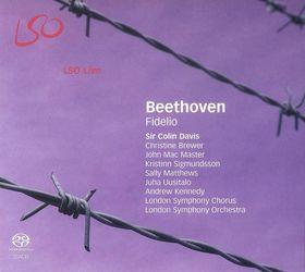 BEETHOVEN - FIDELIO 2SACD COLIN DAVIS, BREWER, MASTER, SIGMUNDSSON, MATTHEWS, UUSITALO