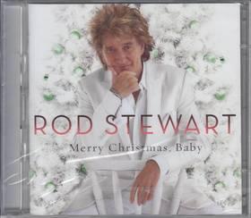 MERRY CHRISTMAS, BABY CD ROD STEWART