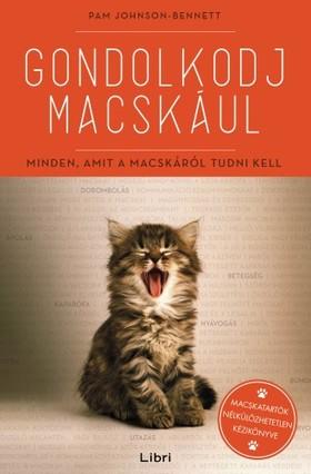 Johnson-Bennett, Pam - Gondolkodj macskául [eKönyv: epub, mobi]