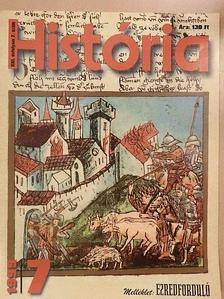Bóna István - História 1999/7. [antikvár]