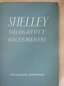 Percy Bysshe Shelley - Shelley válogatott költeményei [antikvár]